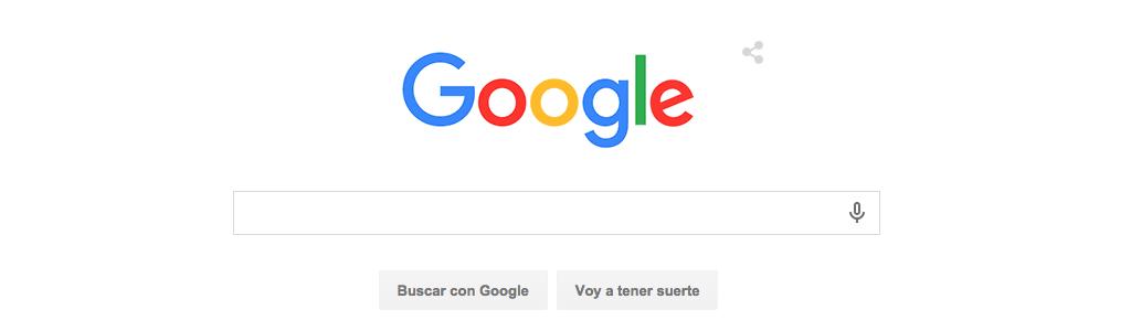 Google nuevo logo